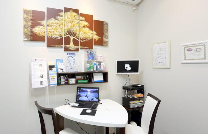 自費診療特診室