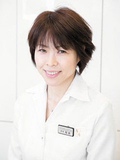 理事長 松谷英子(まつたに ひでこ)