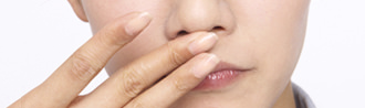 鼻づまり、鼻炎、副鼻腔炎